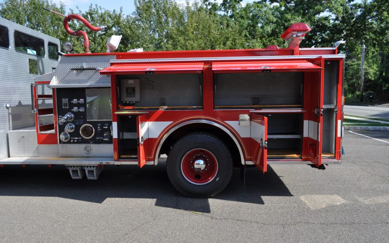 1991 PIERCE PUMPER 024