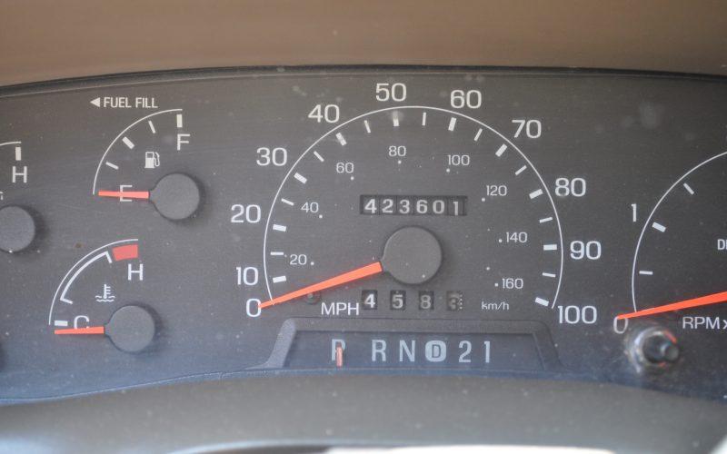 2001 FORD F350 CREW CAB 015