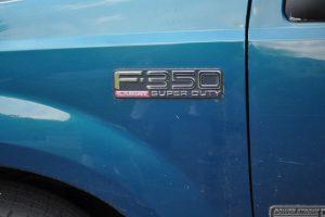 2001 FORD F350 CREW CAB 019